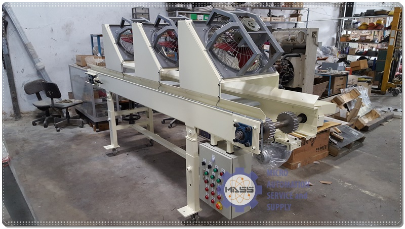 STAINLESS BELT CONVEYOR